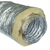 Insulated ventilaton hoses