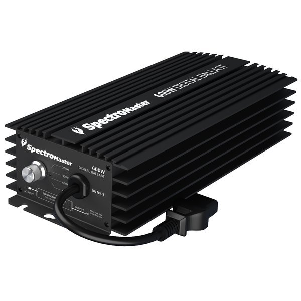 Spectromaster 600w Digital Ballast