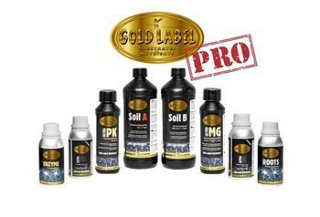 Gold Label large nutrient 60/40 Pro kit - HydroCoco