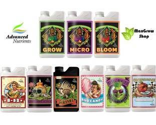 Nutrient / fertilizer kits | Grow kits | Maxgrowshop com