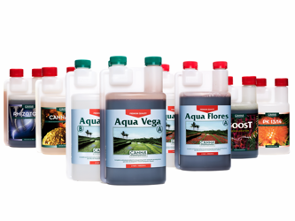 Kit Canna nutrients - Aqua
