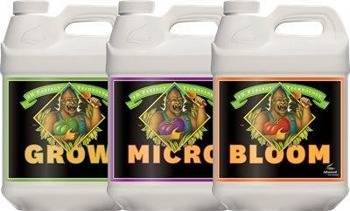 Kit pH Perfect Grow / Micro / Bloom 4L