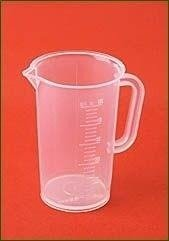50ml plastic measuring cup