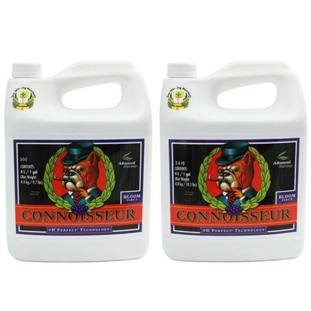 Advanced Nutrients Connoisseur Bloom A&B 4L
