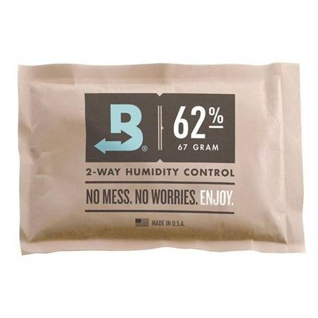 Boveda 62% humidity control bag 67g
