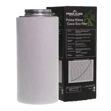 "Carbon filter 'Prima Klima, ECO"" 900m3/h - 160mm"