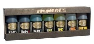 Gold Label small nutrient kit - Hydro