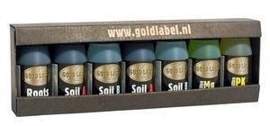 Gold Label small nutrient kit - Soil