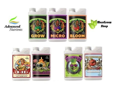 Kit Advanced Nutrients Hobby