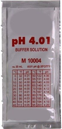PH calibration liquid 20 ml pH 4.01