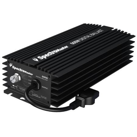 Spectromaster 600w Digital Ballast dimerabile