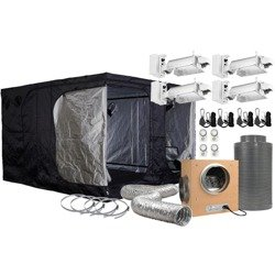 Zestaw Mammoth Dark Room 300 Gavita Pro 4x1000w Eseries
