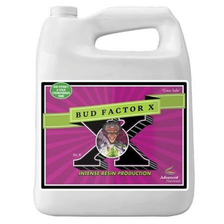 Bud Factor-X 500ml