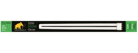 Świetlówka TNEON 55W Mammoth - 6500K Wzrost