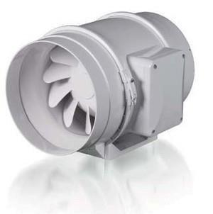 Wentylator kanałowy TT 125 - 280m3/h VENTS
